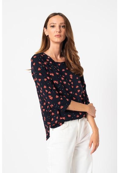 Only Bluza cu fermoar pe partea din spate Nova Femei