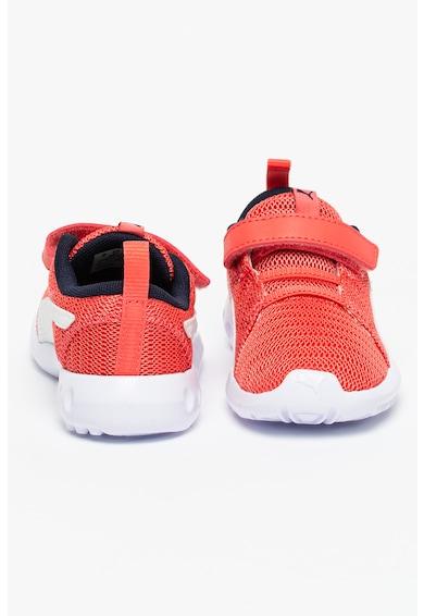 Puma Pantofi sport din material textil cu inchidere velcro Carson 2 Fete