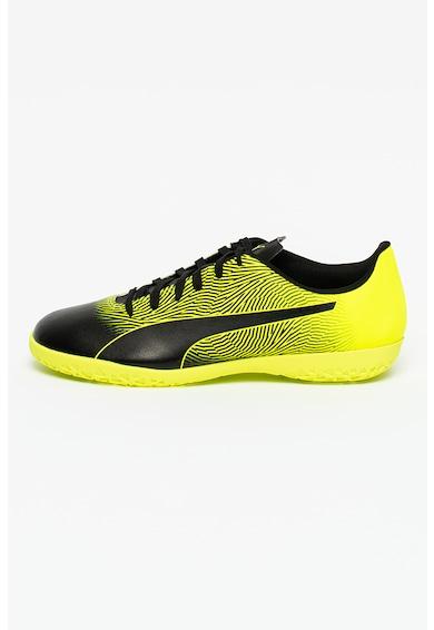 Puma Pantofi din piele ecologica pentru fotbal Spirit II Barbati