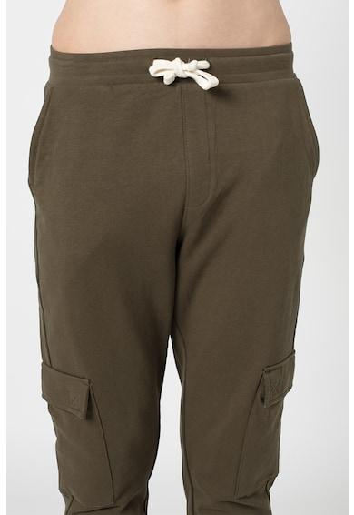 !Solid Pantaloni sport cargo Teiz Barbati