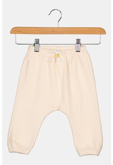 United Colors of Benetton Pantaloni texturati cu buzunar pe spate Baieti