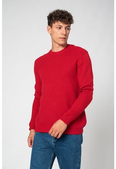 United Colors of Benetton Pulover din amestec de lana Barbati