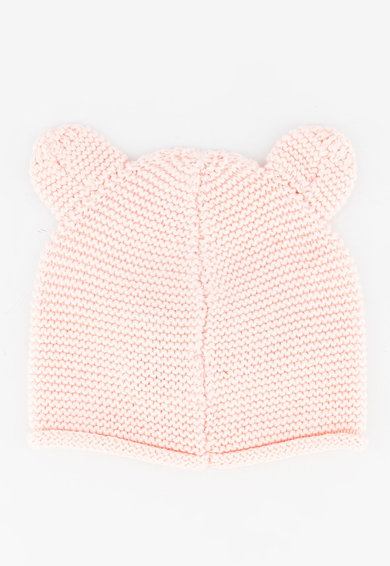 United Colors of Benetton Caciula tricotata fin cu model urs Fete