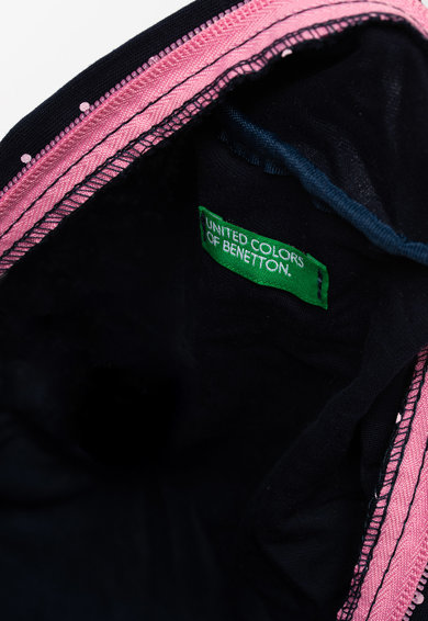 United Colors of Benetton Rucsac cu broderii Fete