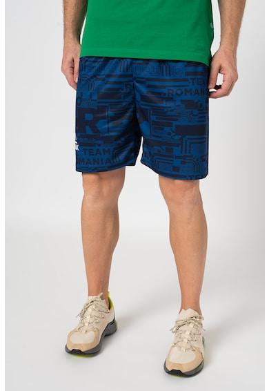PeakSport Pantaloni scurti cu imprimeu grafic pentru antrenament Barbati