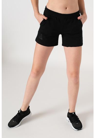 PeakSport Pantaloni scurti de jerseu cu logo Femei