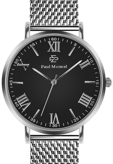 Paul McNeal Ceas analog cu o curea extra Barbati