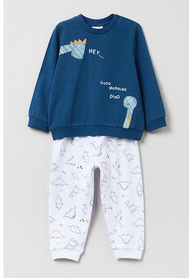 OVS Pijama de bumbac cu imprimeu Fete