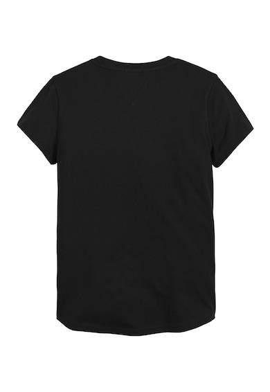 Tommy Hilfiger Tricou de bumbac organic cu logo Fete