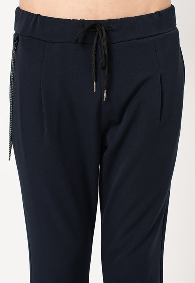 Haily's Pantaloni conici cu snur in talie Barbati