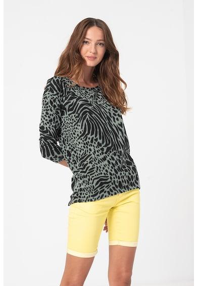 Haily's Bluza cu animal print Mia Femei