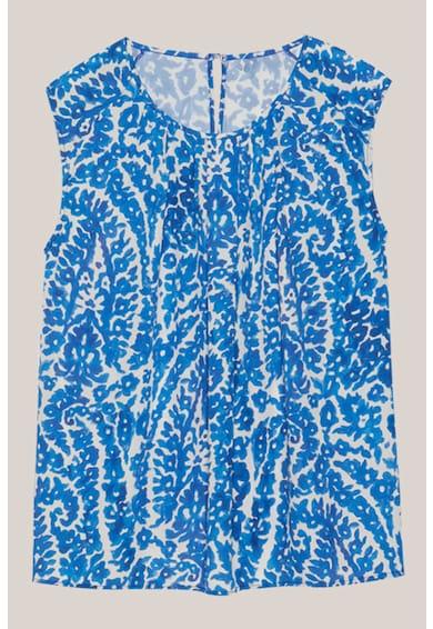 Oltre Bluza fara maneci cu imprimeu floral Femei