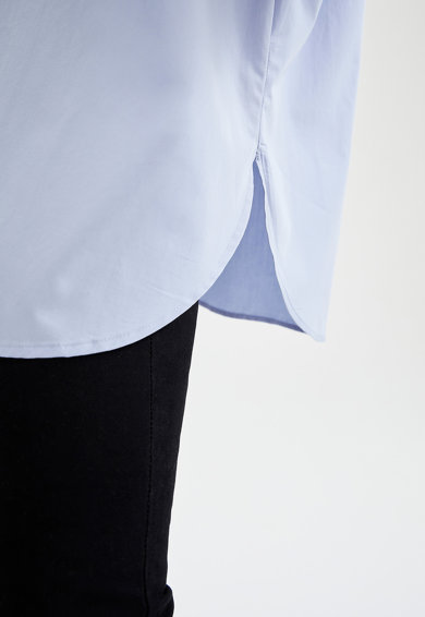 DeFacto Camasa supradimensionata de bumbac Femei