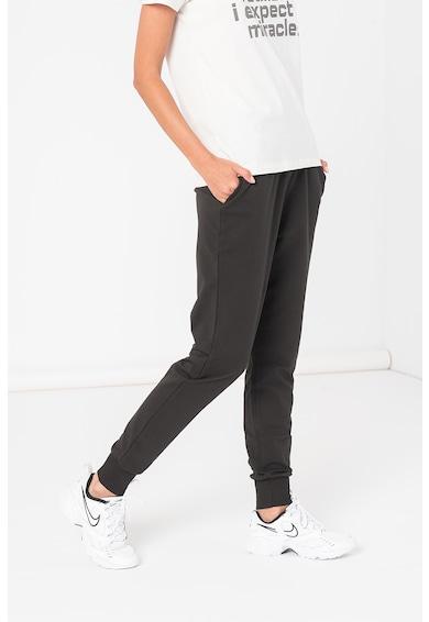 ICHI Pantaloni sport conici de bumbac organic Kimber Femei