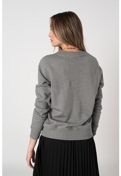 CALVIN KLEIN Bluza sport de bumbac organic cu logo Core Femei
