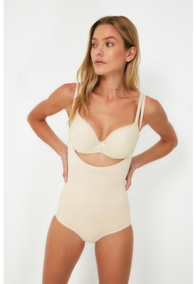 Trendyol Body modelator cu bretele ajustabile Femei