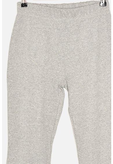 Trendyol Pantaloni evazati elastici Femei