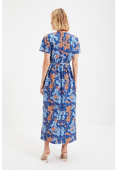 Trendyol Rochie midi cu imprimeu floral Femei