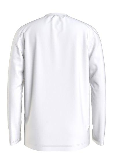 CALVIN KLEIN Bluza de bumbac organic cu benzi cu logo Baieti