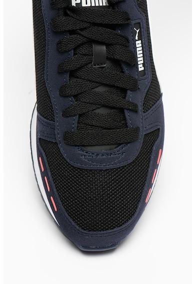 Puma Pantofi sport unisex cu model colorblock si insertii din material textil R78 Femei