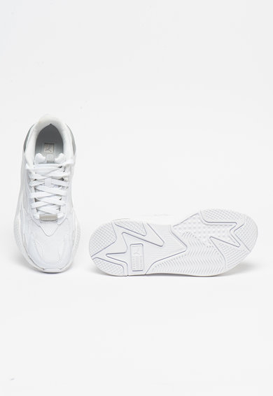 Puma Pantofi sport cu aspect masiv RS-X³ Sunset Hues Femei