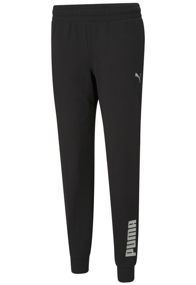 Puma Pantaloni sport conici cu logo RTG Femei