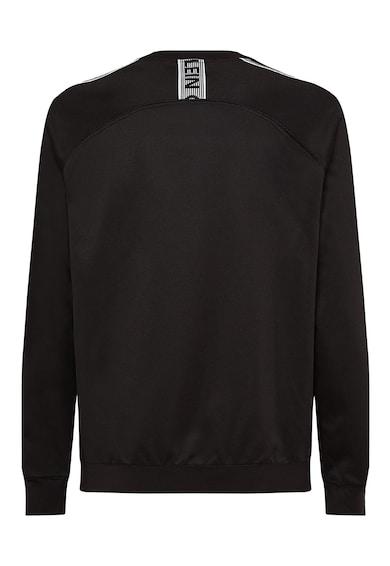 CALVIN KLEIN Bluza sport regular fit cu imprimeu logo supradimensionat Barbati