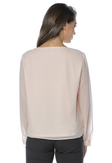 Miss One Bluza vaporoasa cu maneci transparente Femei