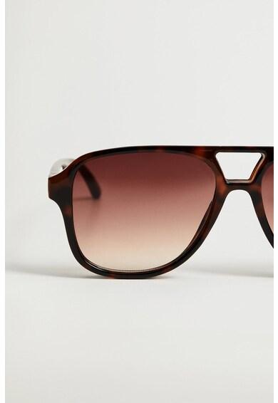 Mango Ochelari de soare cu lentile uni Naxos Femei