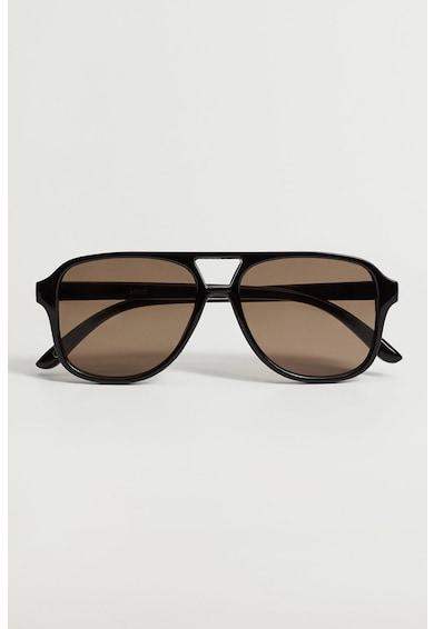 Mango Naxos napszemüveg egyszínű lencsékkel női