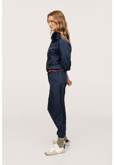 Mango Gilda magas derekú nadrág cipzáros bokahasítékokkal női
