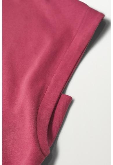 Mango Splong kapucnis mini pulóverruha női
