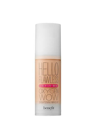Benefit Fond de ten  Hello Flawless Oxygen WOW! Femei