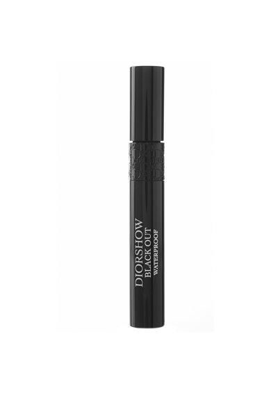 Christian Dior Mascara  Diorshow Blackout 099 Kohl Black Waterproof, 10 ml Femei