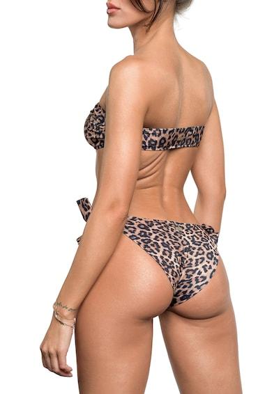 Stefas Slip brazilian cu animal print Lilith Femei