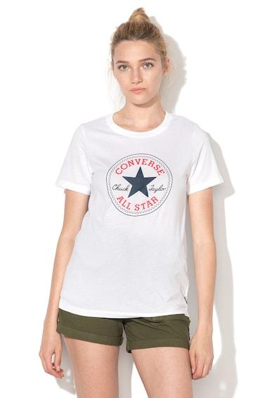 Converse Тениска с лого 171 Жени