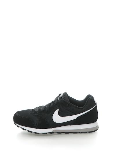 Nike MD Runner 2 bőr és textil sneakers cipő Fiú
