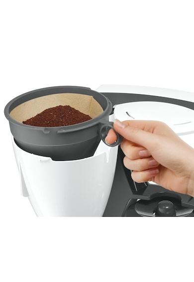 BOSCH Кафемашина  , 1.2 л, Aroma Select, Противокапкова система, Автоматично изключване, Програма за отстраняване на котления камък, Бяла Жени