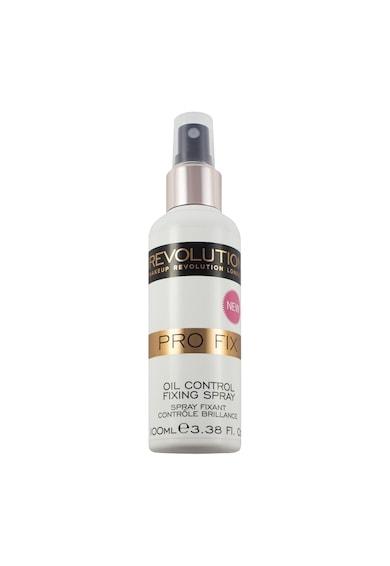 Makeup Revolution Spray pentru fixare si matifiere  Professional Oil Control Fixing Spray, 100 ml Femei
