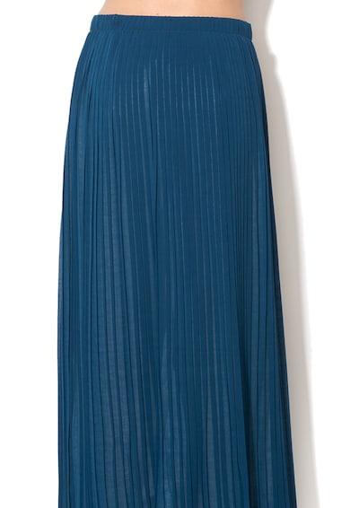 United Colors of Benetton Olajkék Pliszírozott Szoknya női