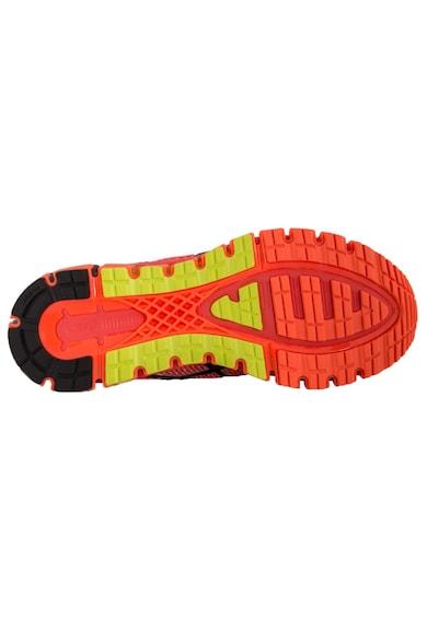 Asics Gel Quantum 360 női sportcipő, Korall/Fekete női
