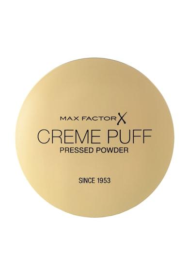 Max Factor Pudra compacta  Creme Puff, 21 g Femei