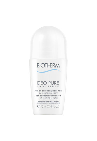 Biotherm Deodorant roll-on  Deo Pure Invisible, 75ml Femei