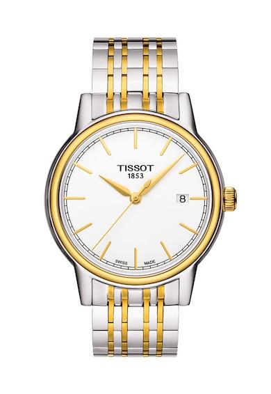 Tissot Brown Chrono Watch Мъже