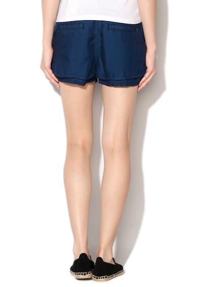 Pepe Jeans London Pantaloni scurti albastru ink regular fit Mia Femei