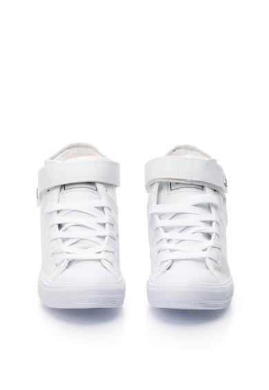 Big Star Бели спортни обувки с връзки Жени