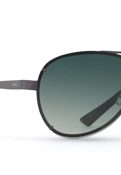 100% autentic extrem de elegant stiluri noi Ochelari de soare verde militar cu lentile polarizate INVU ...