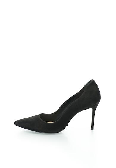 Schutz Черни обувки от набук Жени