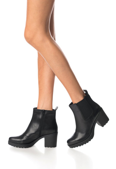 Vagabond Shoemakers Grace bőr chelsea csizma női