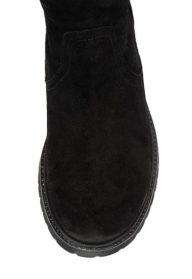 Buffalo Ghete pull on de piele intoarsa Femei